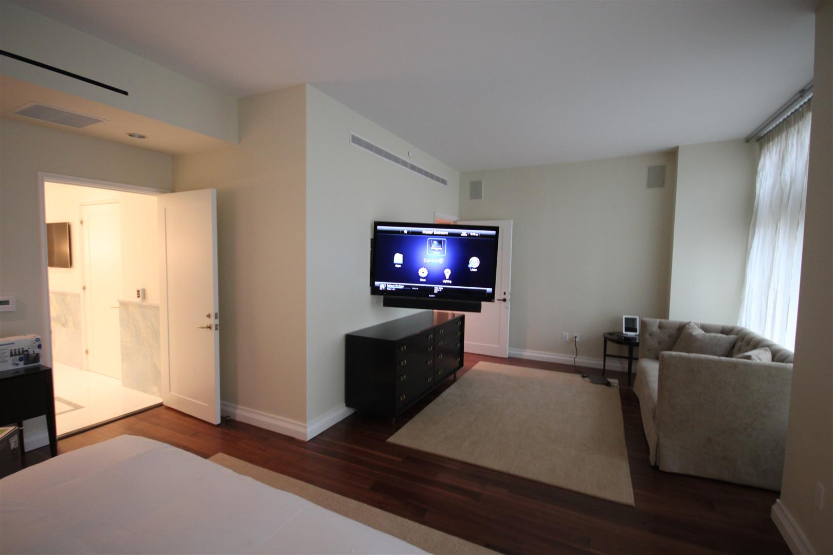 tv mounting gallery integrated tech solutions. Black Bedroom Furniture Sets. Home Design Ideas