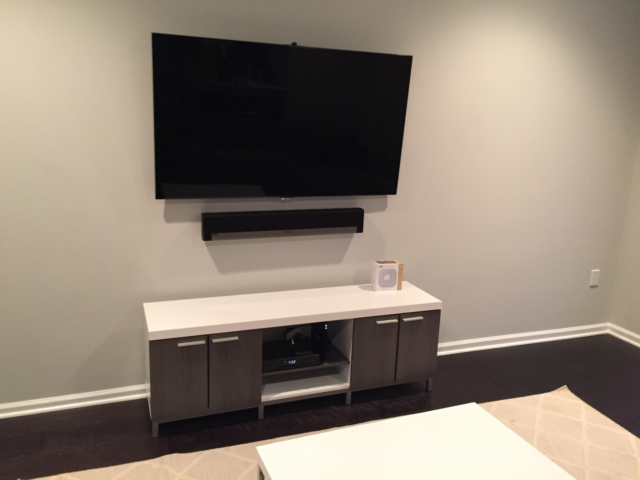 TV Mounting | Gallery | Integrated Tech Solutions