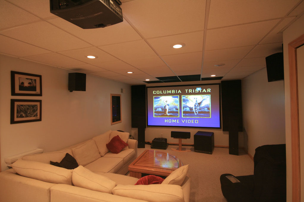 Summit NJ Home Theater